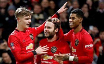 Man Utd 1-0 Wolves: Juan Mata wins FA Cup replay