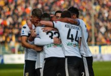 Parma 2-0 Udinese   Gagliolo's volley & Kulusevski's strike lead Parma to victory