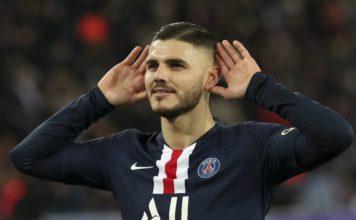 PSG 6-1 Saint-Etienne: Mauro Icardi scores hat-trick