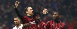 AC Milan knock out Torino 4-2 to reach Coppa Italia semifinals
