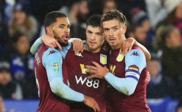 Leicester 1-1 Aston Villa: Iheanacho equaliser sets up second leg