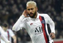 Lille 0-2 PSG: Neymar double