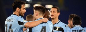 Lazio put four past Cremonese