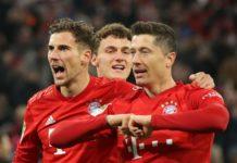 Bayern Munich 5-0 Schalke: Rampant win sees champions close the gap
