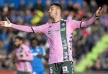 Late penalty sees Getafe conquer Real Betis