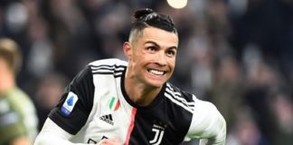 Juventus 2-1 Parma: Ronaldo sends champions four points clear