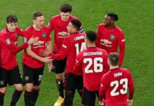 Manchester City 0-1 Manchester United: Guardiola's men into EFL Cup final