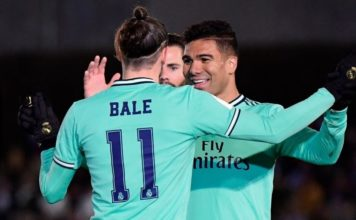 Real Madrid Outlast Unionistas for 3-1 Win in Copa Del Rey