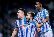 Real Mallorca lose 3 - 0 to Real Sociedad
