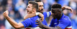 Sampdoria 5-1 Brescia | Precious win for Sampdoria