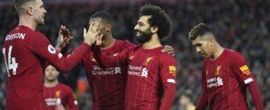 Liverpool 4-0 Southampton: Salah gets two for runaway leaders