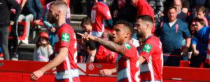 Machis and Fernández score in Granada's 2-1 win over Espanyol