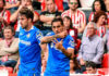 Getafe climbs into 3rd place with 2-0 win at Bilbao