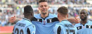 Lazio 5-1 Spal | Immobile & Caicedo shine with a brace each