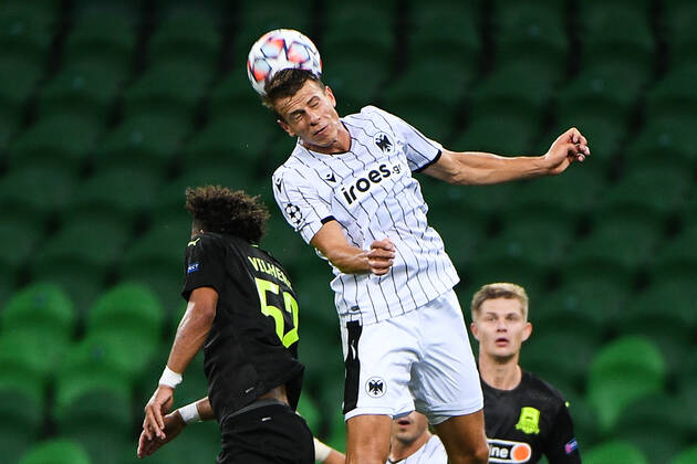 Video Fc Krasnodar Vs Paok Thessaloniki Fc Champions League Highlights