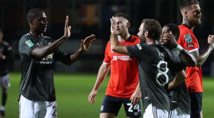 luton town vs man united - photo #18