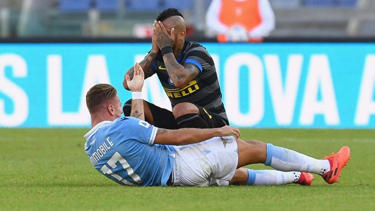 VIDEO Lazio vs Inter Milan (Serie A) Highlights