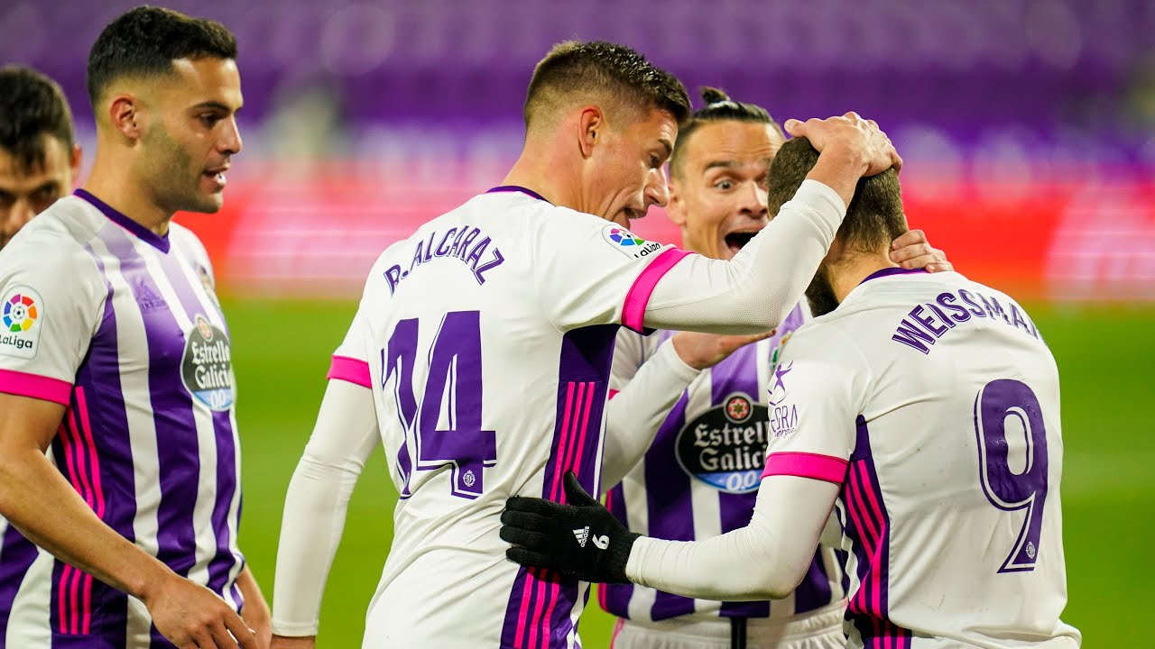 Video Real Valladolid Vs Osasuna La Liga Highlights